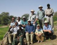 EF TEAM SHOT, NILE RIVER, SUDAN