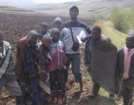 Lesotho - Rembu with friendsIMG 0012